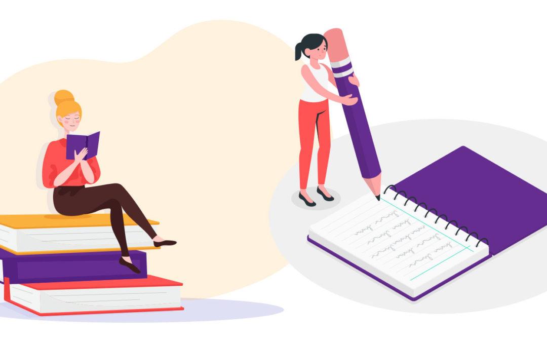 Ideas para trabajar la lectura y la escritura en casa